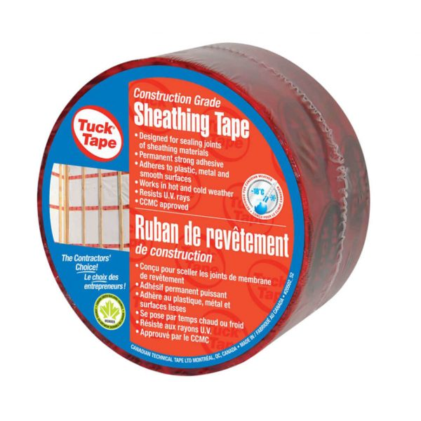 Red Tuck Tape-8456
