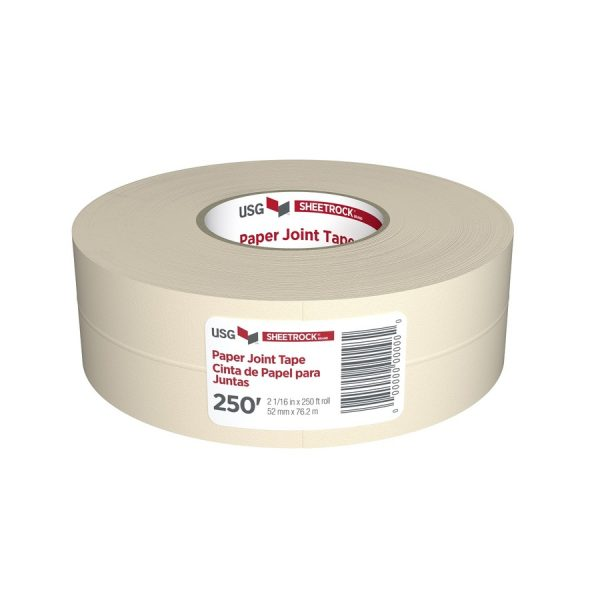 "Drywall Paper Tape 2"" X 250'-8429"