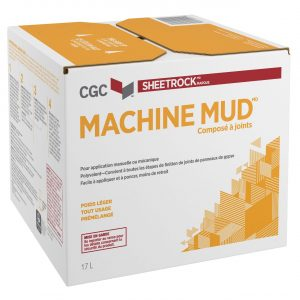 READY-MIX JOINT COMPOUNDS 20kg MACHINE MUD-0