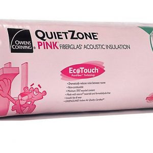 QUIETZONE 15 X 48 X 3-1/2, OWENS CORNING 110 WOOD FRAMING-0
