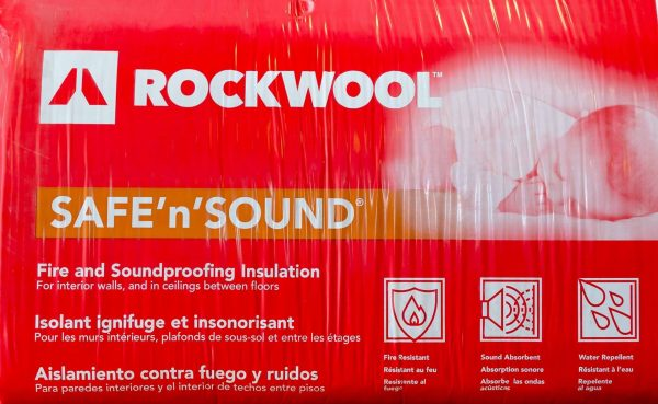 ROXUL SAFE N SOUND WOOD 3 X 15.25 X 59.7sf-8319