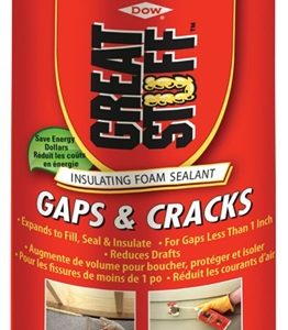 GREAT STUFF Gaps and Cracks Insulating Foam Sealant 12 oz Can-0
