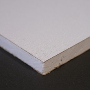 VINYL FACED GYPSUM CEILING TILE 2' X 4' (1pc/8 sq.ft)-0