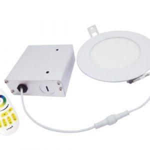 RGB Dimming & CCT Adjustable With Remote Control 4 Panel-0